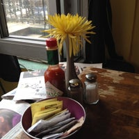 Photo taken at Cafe Forant by Patrick F. on 3/10/2012