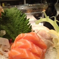 Photo taken at Sushi Raku by Peter C. on 6/9/2012