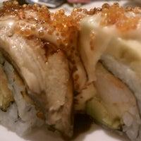 Photo taken at Satsuma Sushi by J M. on 7/26/2012