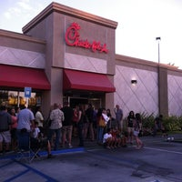 Photo taken at Chick-fil-A by Sonja R. on 8/2/2012