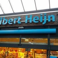 Photo taken at Albert Heijn by Gaura B. on 5/10/2012