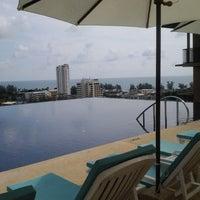 Photo taken at Karon Phunaka Resort and Spa by dX m. on 6/26/2012