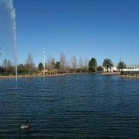 Photo taken at Parque de las Albercas by Darío M. on 3/20/2012