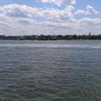 Photo taken at Spirit of Charleston by Fergus H. on 6/3/2012