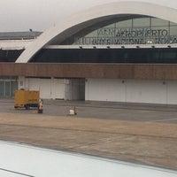 Photo taken at Aeropuerto Internacional de Rosario - Islas Malvinas (ROS) by Lucho C. on 6/15/2012