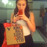 Photo taken at American Eagle Outfitters by Nika G. on 8/26/2012