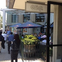 Photo taken at Osha Thai Restaurant & Lounge by Skip V. on 5/23/2012
