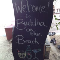 Photo taken at Buddha on the beach by cony ma on 6/16/2012