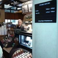 Photo taken at Starbucks by Leo K. on 5/8/2012