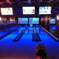 Photo taken at Jillian's Lucky Strike by Jeremy D. on 8/7/2012
