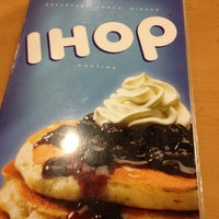 Photo taken at IHOP by Michael M. on 5/23/2012