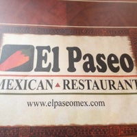 Photo taken at El Paseo by Shel Z. on 3/3/2012
