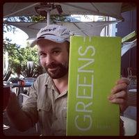 Photo taken at Greens by Renée D. on 2/12/2012