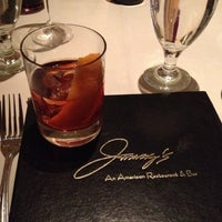 Photo taken at Jimmy's An American Restaurant by Linz S. on 4/16/2012