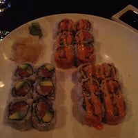 Photo taken at Midori Sushi II by Andrew M. on 4/29/2012