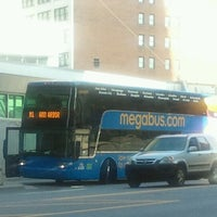 Photo taken at Rosa Parks Transit Center by Jacquise A. P. on 8/30/2012