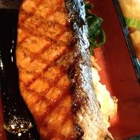 Photo taken at Raku-An Asian Diner by Dion H. on 8/23/2012