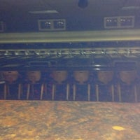 Photo taken at Highland Park Bowl Inc. by Kyle L. on 4/19/2012