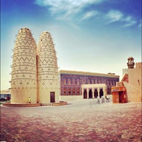 Photo taken at Katara Cultural & Heritage Village by ibo •. on 4/18/2012