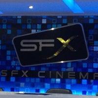Photo taken at SFX Cinema by Tai T. on 7/25/2012