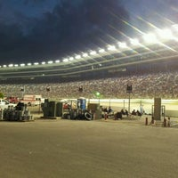 Photo taken at Raceway Ministries at Texas Motor Speedway by Ben L. on 4/15/2012