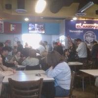 Photo taken at El Arepazo by Jesus M. on 2/12/2012