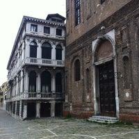 Photo taken at Scuola Grande della Misericordia by Andrea M. on 5/6/2012
