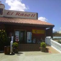 Photo taken at Mesón El Raso by Javi on 7/1/2012