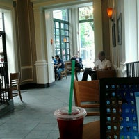 Photo taken at Starbucks by Mariya G. on 4/17/2012