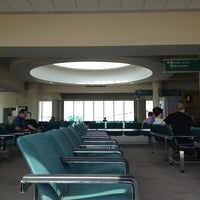 Photo taken at Chattanooga Metropolitan Airport (CHA) by Cherie D. on 3/19/2012