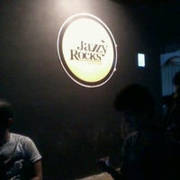 Photo taken at Jazzy Rocks Lounge Bar by Groovesam C. on 6/10/2012