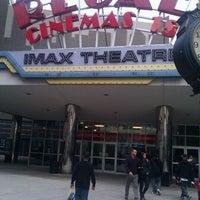 Снимок сделан в Regal Cinemas New Roc 18 IMAX & RPX пользователем Bianca B. 5/5/2012