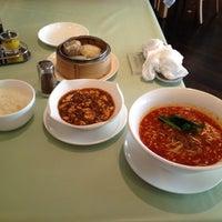 Photo taken at 赤坂 四川飯店 陳 CHEN'S DINING 北千住マルイ店 by Daisuke I. on 7/22/2012