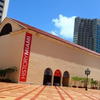 Photo taken at HistoryMiami by Ricardo T. on 4/19/2012