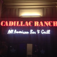 Photo taken at Cadillac Ranch by Michael K. on 5/26/2012