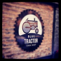 Photo taken at Blue Tractor Cook Shop by Jeremy H. on 7/12/2012