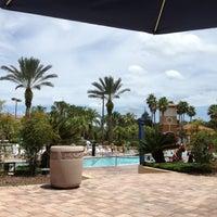 Photo taken at Splash Lagoon (North Village at Orange Lake Resort) by Mike A. on 7/18/2012