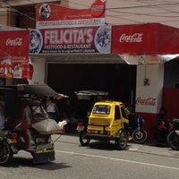 Photo taken at Felicita's Pancit Cabagan by Marcel L. on 6/3/2012