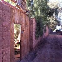 Photo taken at Hostal Rural by Aurembiaix P. on 5/20/2012