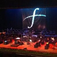 Photo taken at Teatro Popular Melico Salazar by Chema M. on 8/15/2012