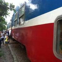Photo taken at Ga Biên Hòa (Bien Hoa Station) by Huong H. on 6/4/2012