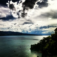 Photo taken at Danau Toba by Wirda A. on 5/26/2012