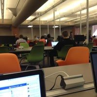 Photo taken at Computing Commons by Sean Patrick K. on 3/1/2012