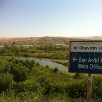 Photo taken at San Ardo Oil Field by Carlos R. on 5/20/2012