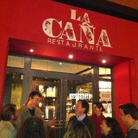 Foto tomada en La Caña por Elba V. el 5/4/2012