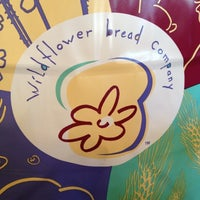 Photo taken at Wildflower Bread Company by Kathryn S. on 4/27/2012