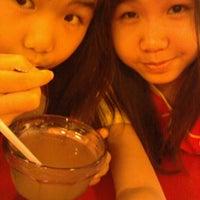 Photo taken at Pontian Wanton Noodles (笨珍云吞面) by Amanda K. on 9/1/2012