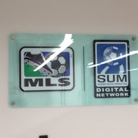 Photo taken at Major League Soccer Digital by Chris S. on 6/12/2012
