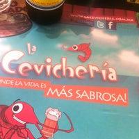 Foto tomada en La Cevichería, Nuevo Vallarta por Karina S. el 4/25/2012