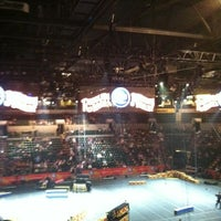 Photo taken at Sun National Bank Center by ToniAnn A. on 5/19/2012